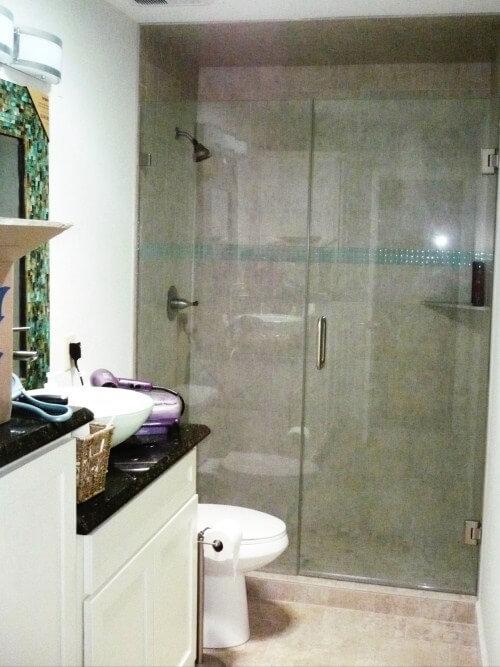 Bathroom Remodel - After 1