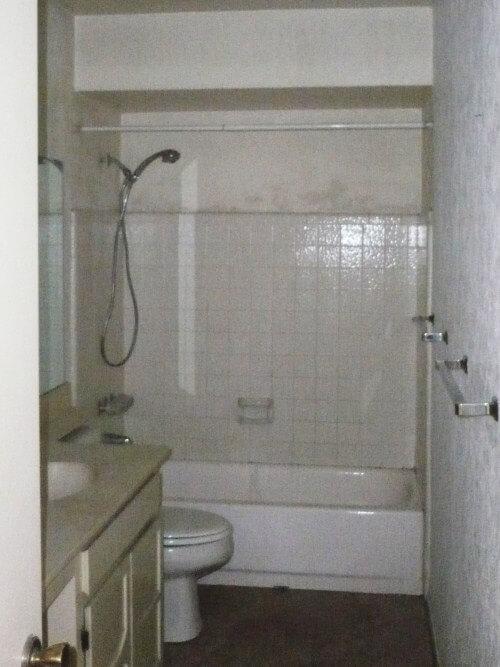 Bathroom Remodel - Before 1